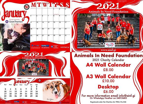 Calendar 2021 Desktop