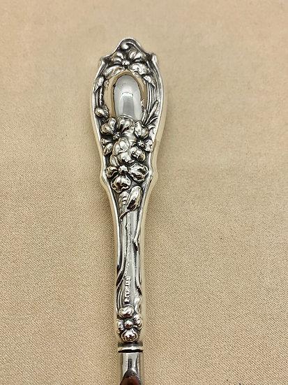 Antique Men's Sterling Silver Shoe Horn