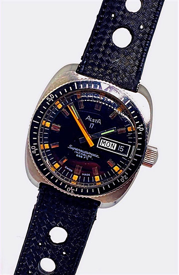 Alsta Surf N' Ski Incabloc Superautomatic 666FT Diver