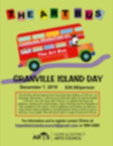 Granville Island Day December 7, 2019 (2