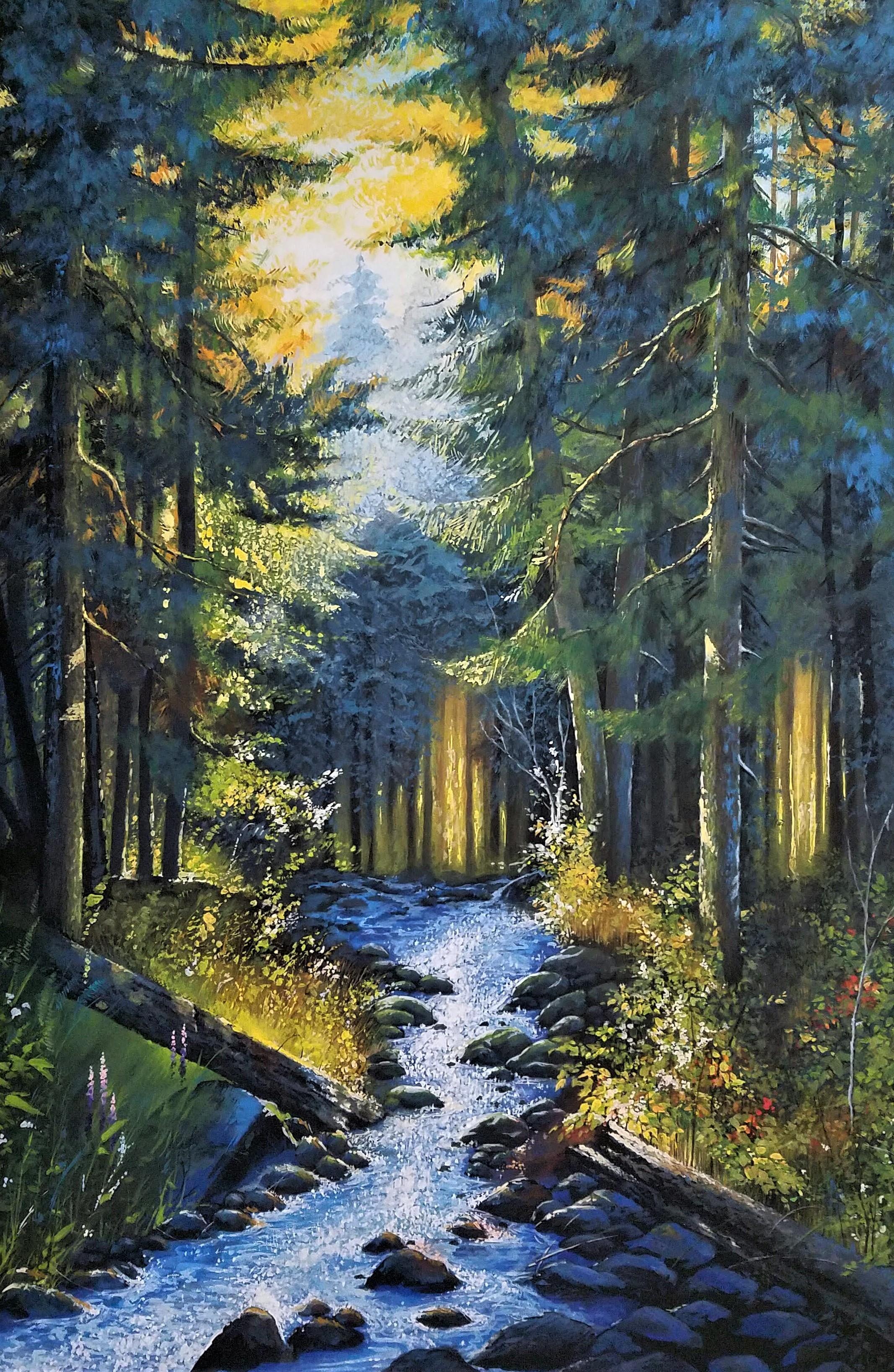 Forest-Stream_Mila-Koveshnikova