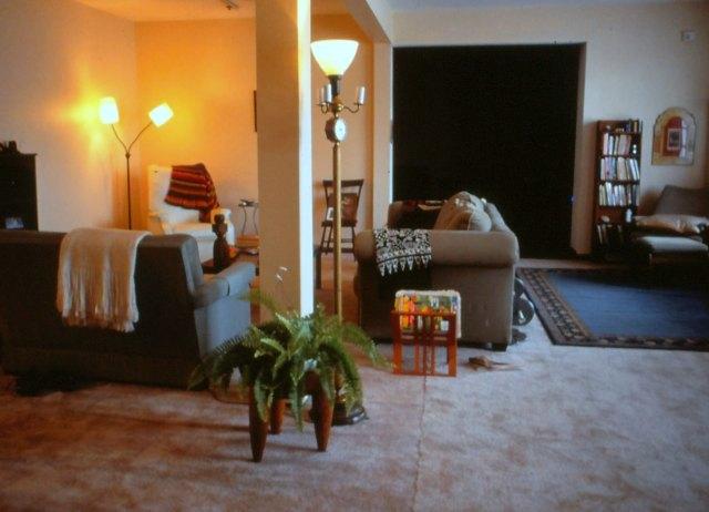 Lesbian Living Room