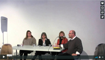 Arts Ecologies Panel