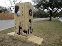 Utility box by Anat Ronan