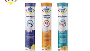 Νέα Προϊόντα: Senio Vita Συμπληρώματα Διατροφής