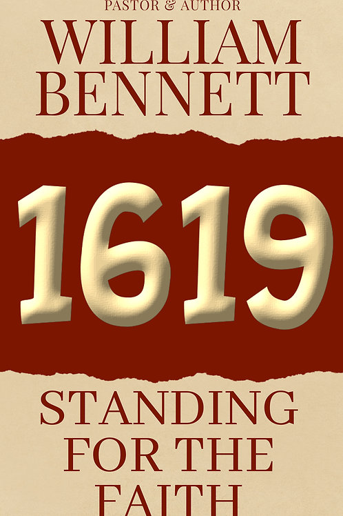 1619 Standing For The Faith