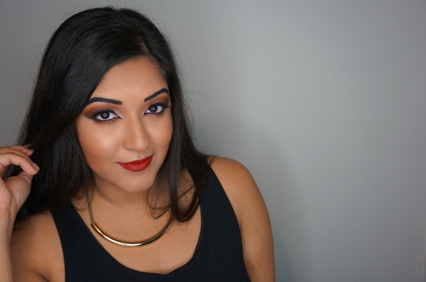 Aashna Boston bridal makeup artist
