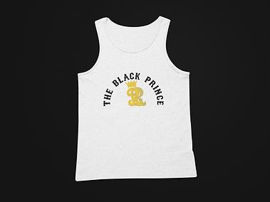 The Black Prince Logo Tank Top