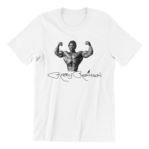 RR Signature Front Double Bicep T-shirt