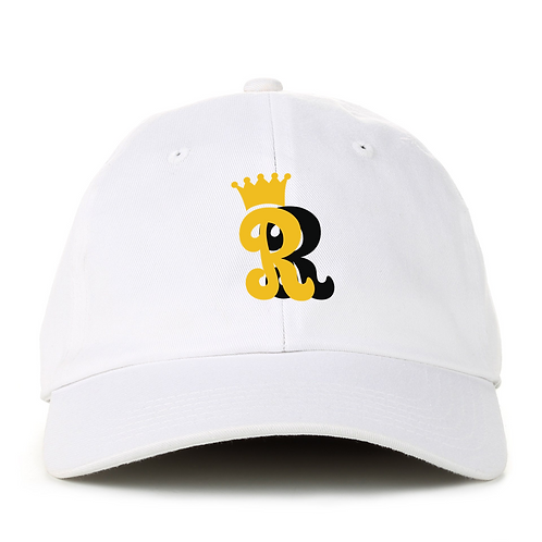The Black Prince Embroidered Logo Hat