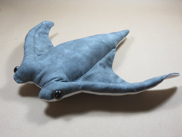 Stephan the Stingray Sewing Pattern
