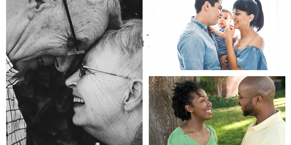 Conversation Cafe: Marriage and Family Life