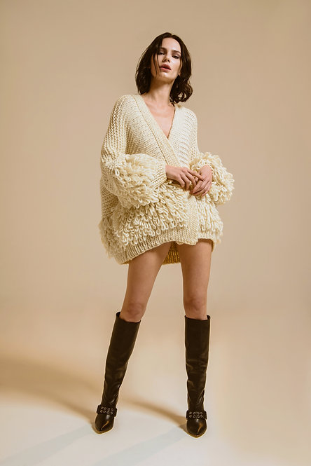 """Cardigan """"KNITTED"""""""