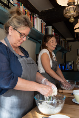 MRS PORTLY'S KITCHEN CLASSES