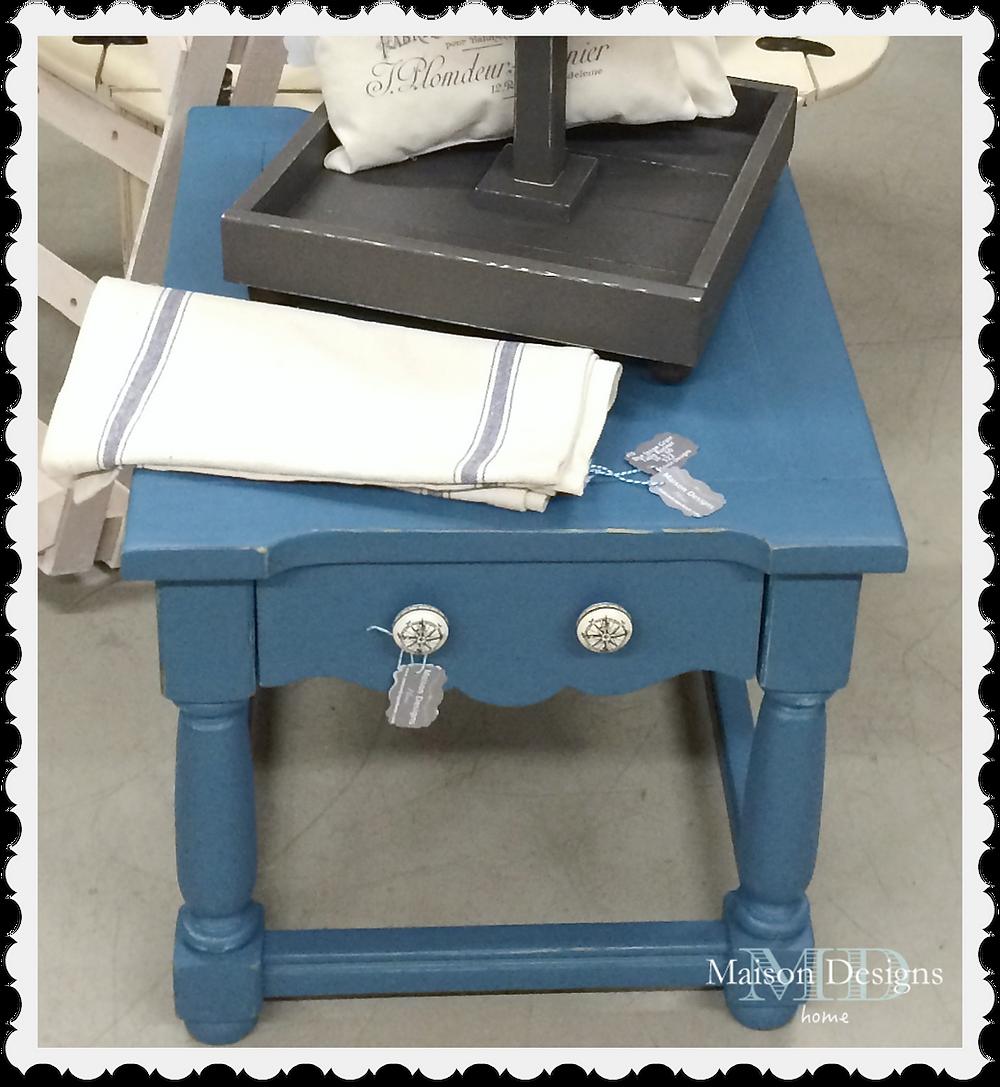 Chalk Paint Aubusson Makeover - Maison Designs Home
