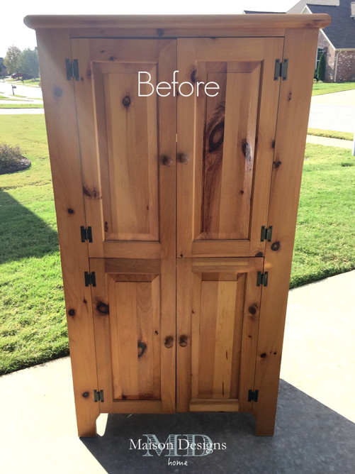 Iu0027ve Said It Many Times Before, But I Like To Refurbish Furniture That Is  Real Wood That Has Been Neglected ...