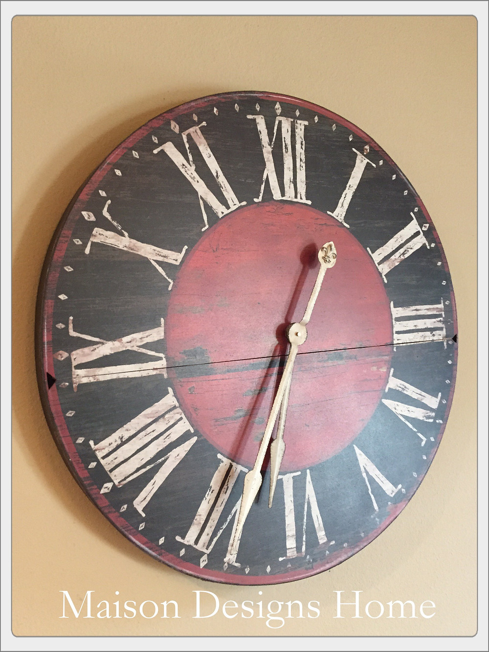 Clocks Maison Designs Home