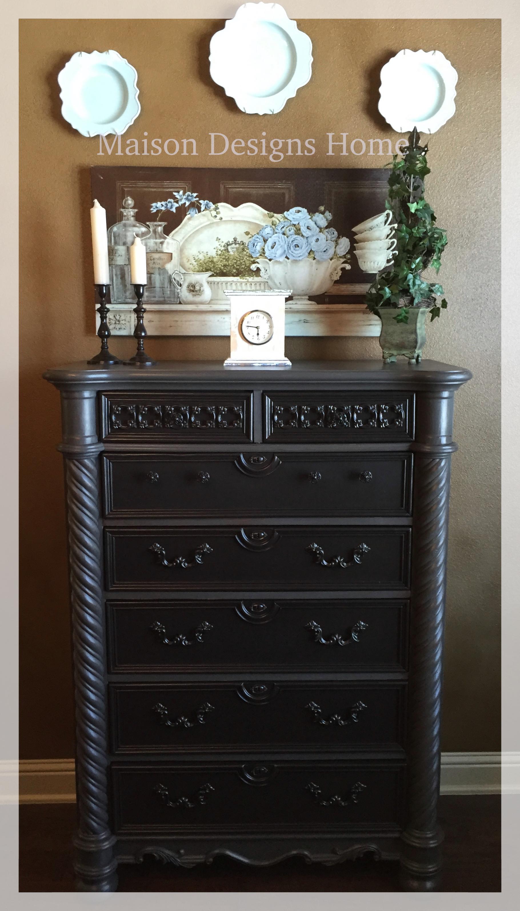 Designer's Dream Dresser