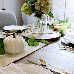 ~Fall Dining Table Decor~