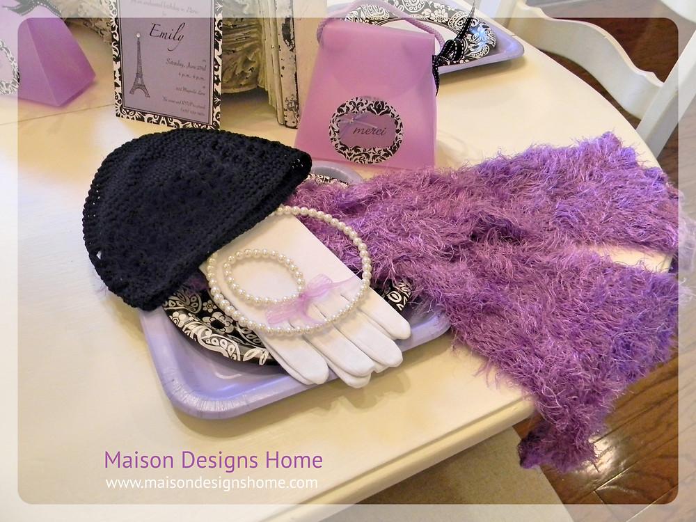 Ooh La La Party by Maison Designs Home