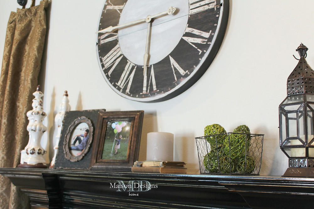 Maison Designs Home Living Room Makeover