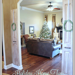 Holiday Home Tour 2015