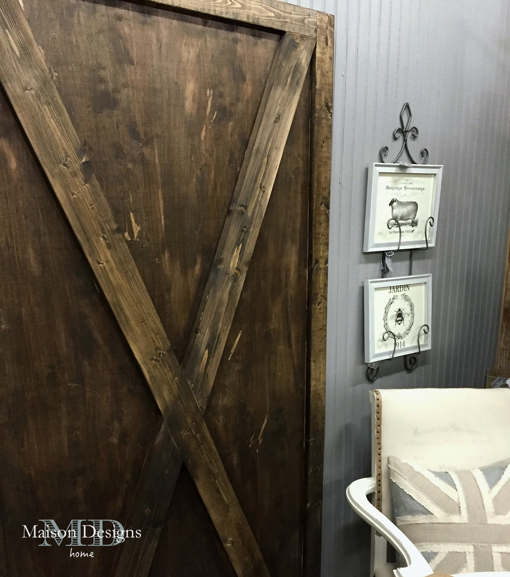 Barn Door ~ Maison Designs Home