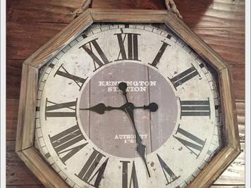 Clock, Clocks and more clocks......