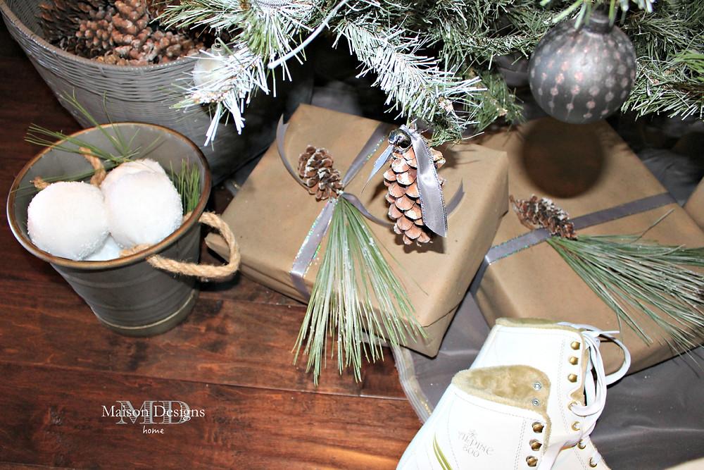 Woodland Christmas-Maison Designs Home