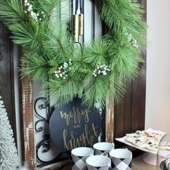 Narnia~Inspired Dessert Buffet