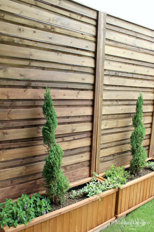 Garden Trellis Wall-Maison Designs Home Pinterest
