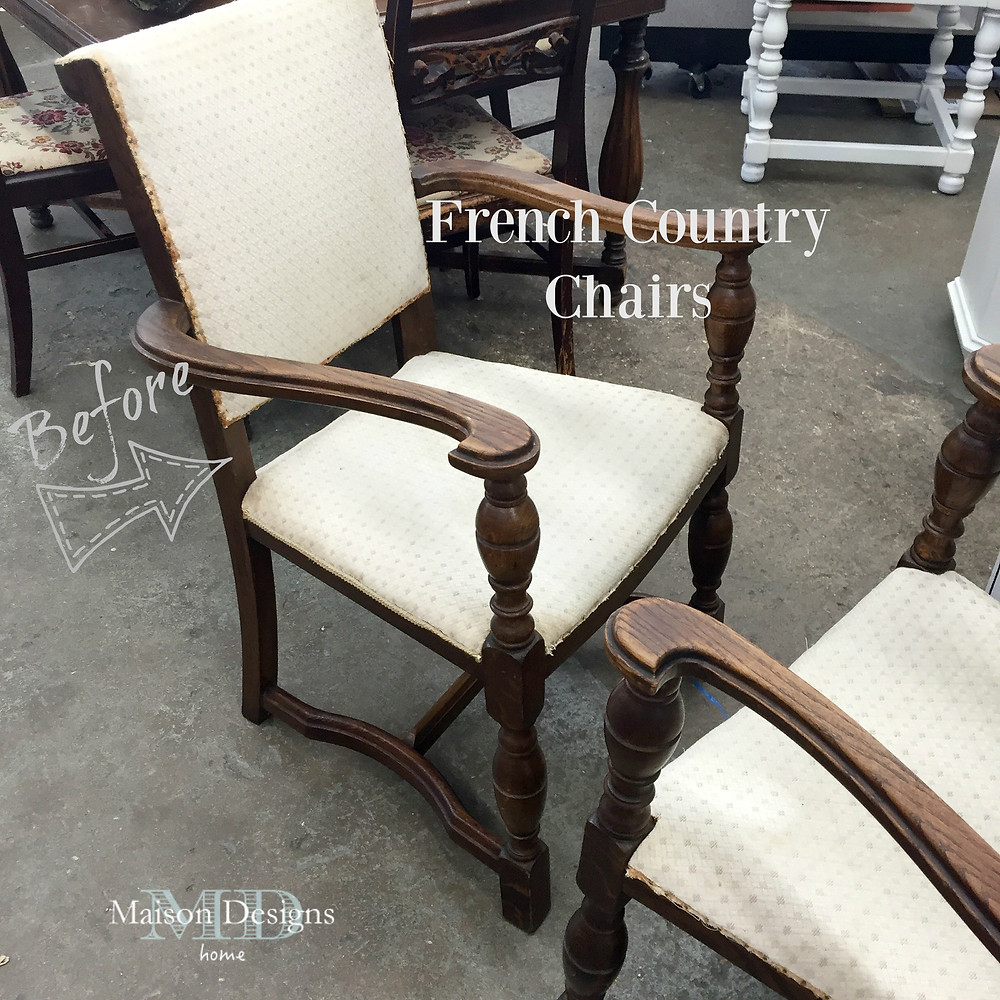 French Country Chairs Maison Designs Home