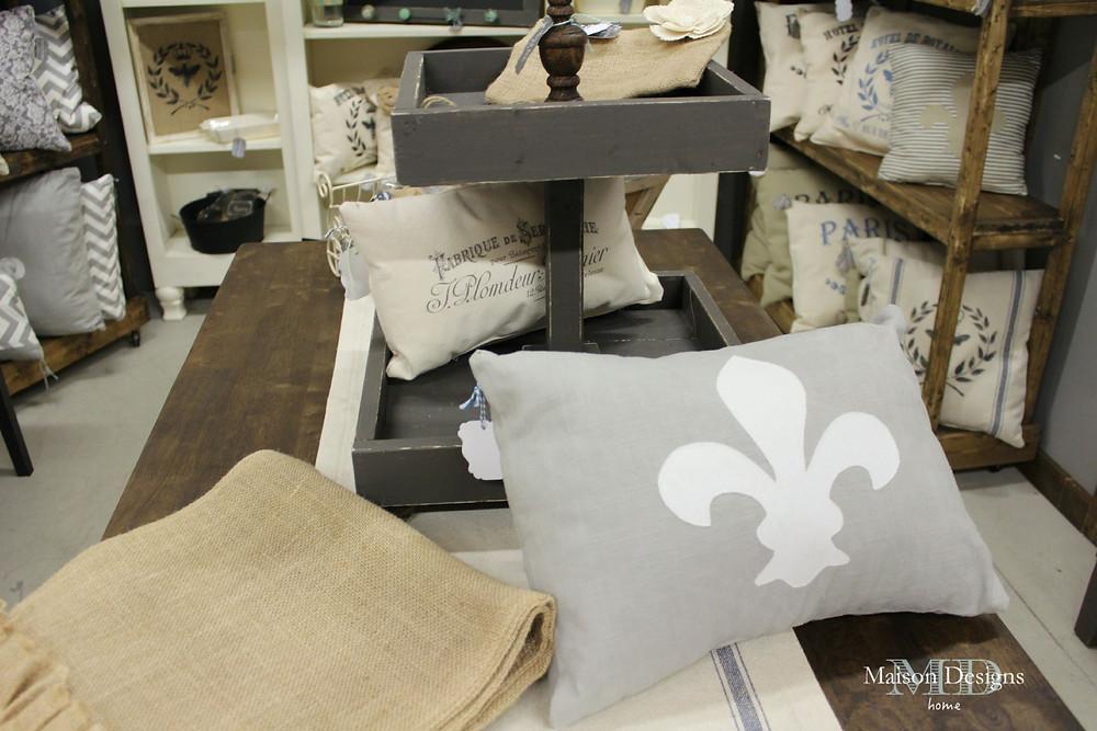 French Farmhouse Style - Maison Designs Home
