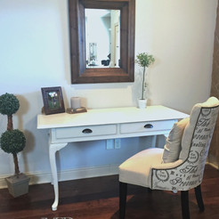 ~How to Chalk Paint Furniture~