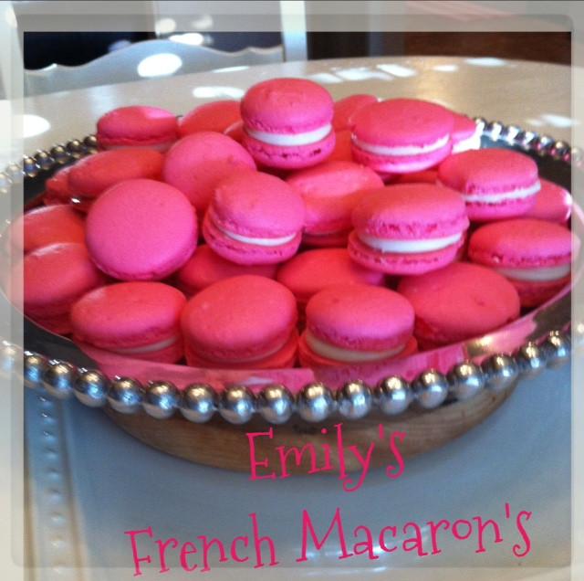 Maison Designs Emily's French Macaron