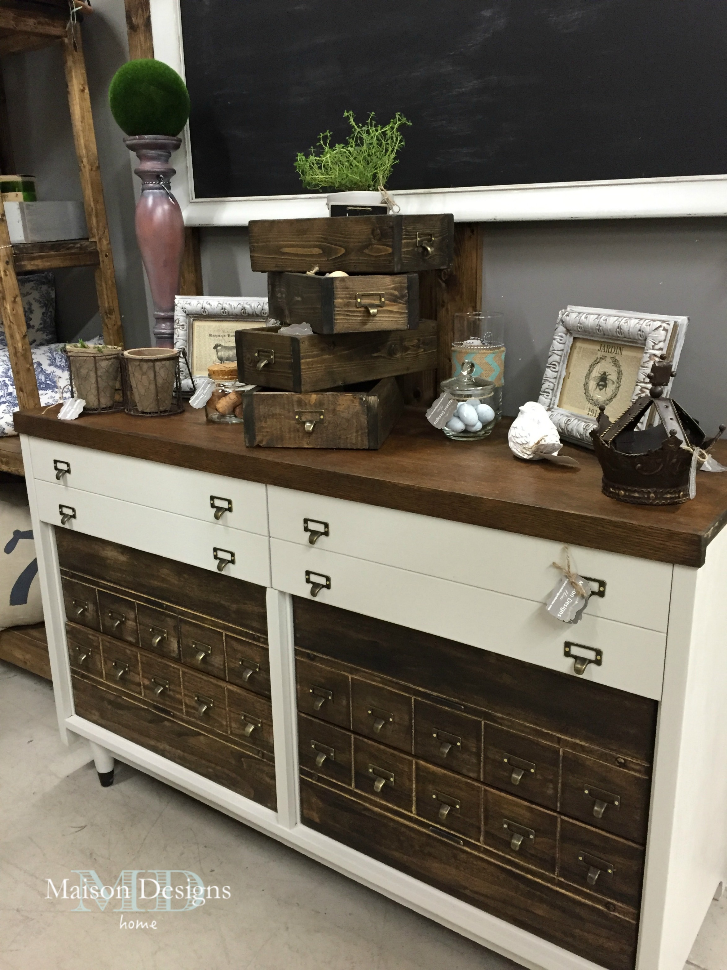 Apothecary Dresser-side view wm