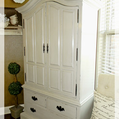 The Paint Love Affair series~A Before & After Story