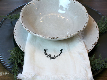 The Rustic French Country Christmas