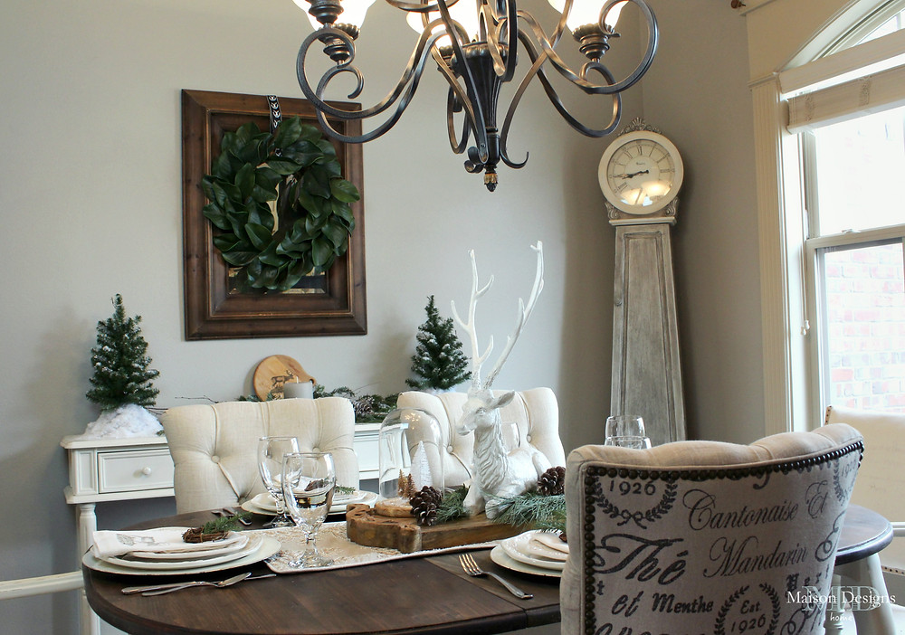 Narnia Inspired Dinng Room
