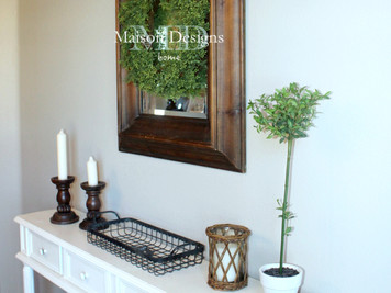 ~Restyling our Dining Room~