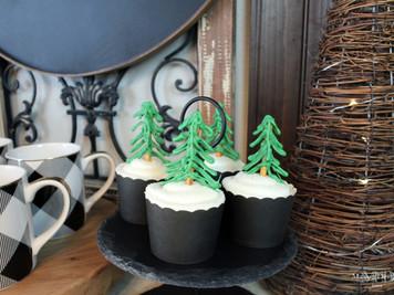 Christmas Home Tour~Dessert Bar