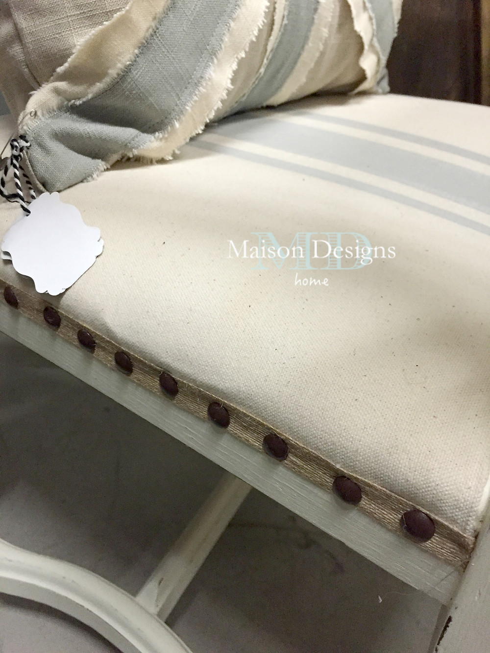 French Country Style Chair~Maison Designs Home
