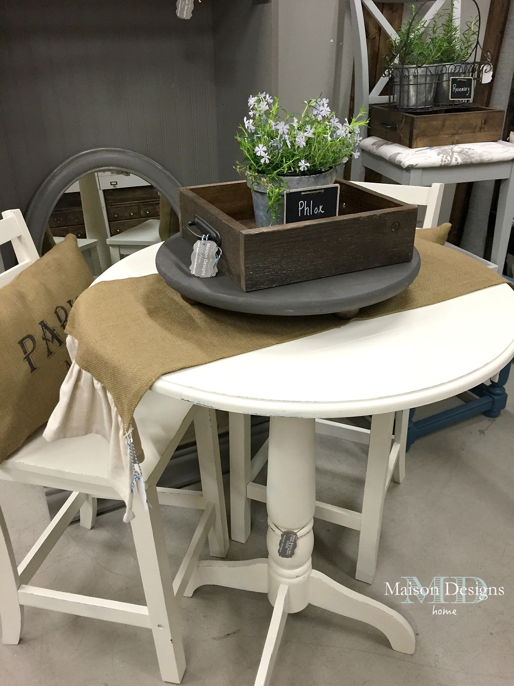 Spring Event Maison Designs Home