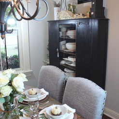 Fall Home Decor 2018~Dining Room