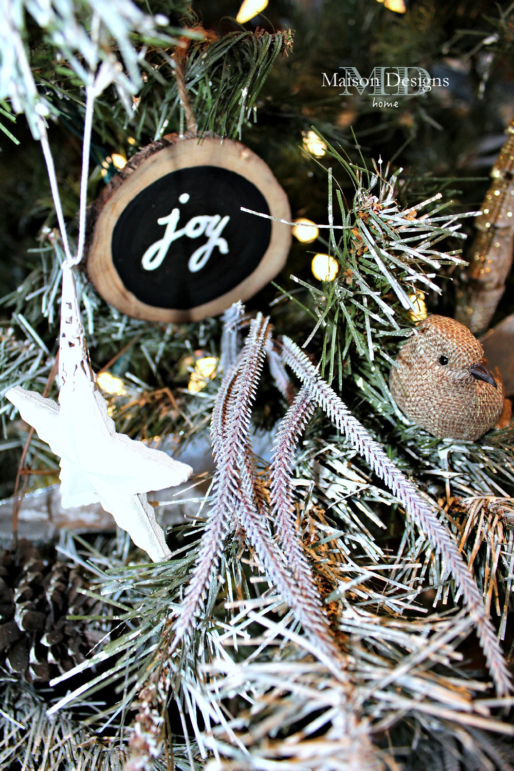 DIY Ornaments-Maison Designs Home
