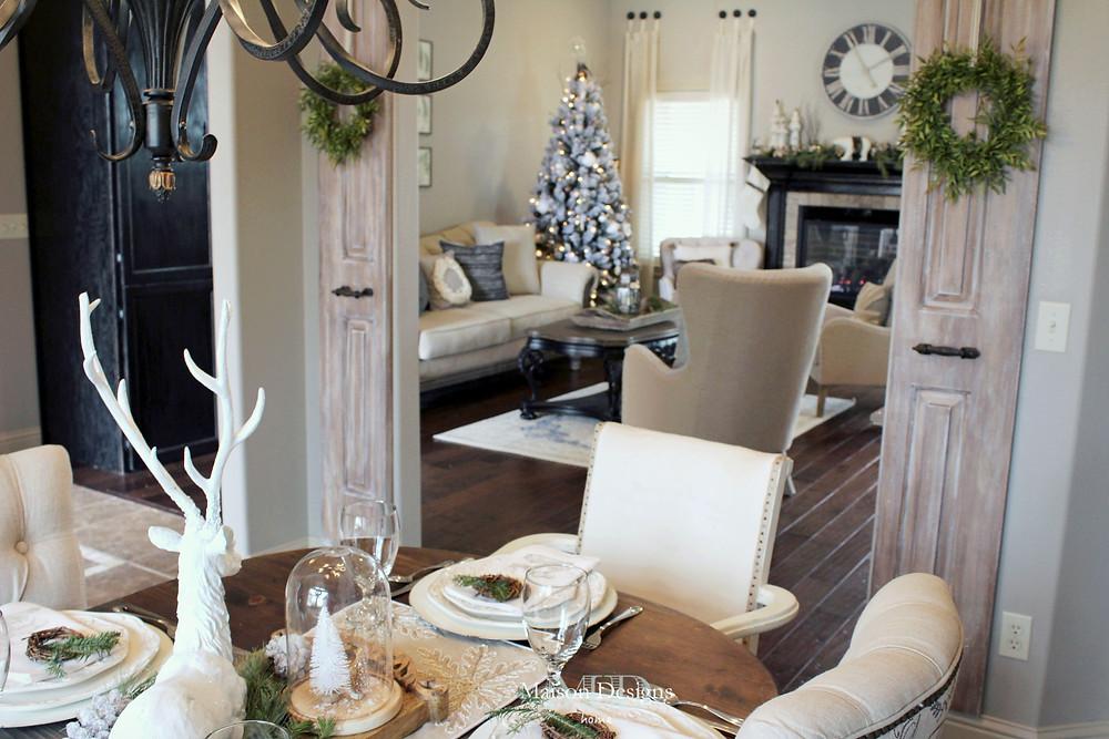 Narnia Inspired Christmas Home Tour