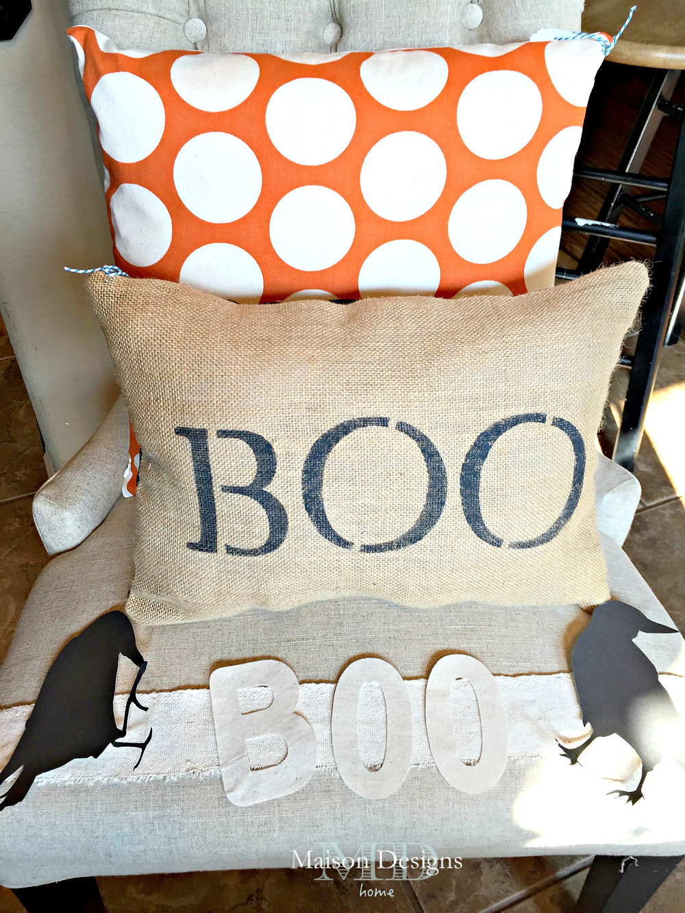 Halloween Decor Ideas-Maison Designs Home