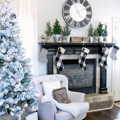 Rustic French Country Christmas