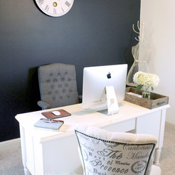 French Country Home Office