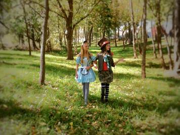 "A ""Wonderland"" Halloween~DIY Tutorial"